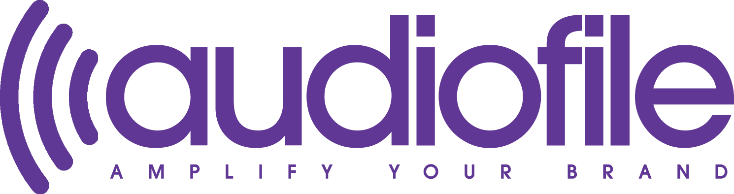 audiofile logo no backgroud